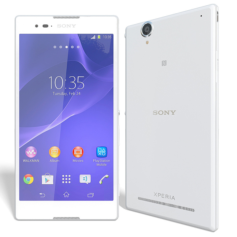 Sony D5322 XPERIA T2 ULTRA, БЕЛЫЙ